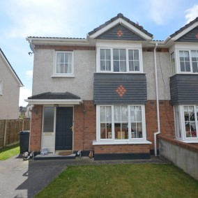 3 Bed Semi for sale 5 Caragh Meadows, Naas