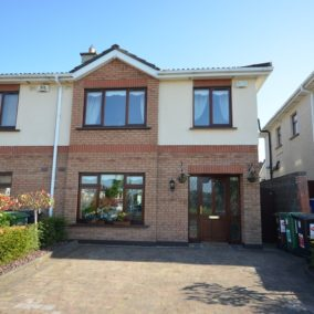 3 Bed Semi-Detached for sale 7 The Dale, Moyglare Hall, Moyglare Road, Maynooth