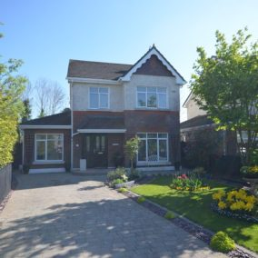 4 Bed Detached House for sale 24 The Green, Johnstown Manor, Johnstown