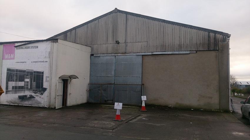 Newbridge Industrial Estate.