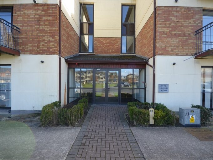 2 Bed Apartment for sale Millbank Square Sallins 01